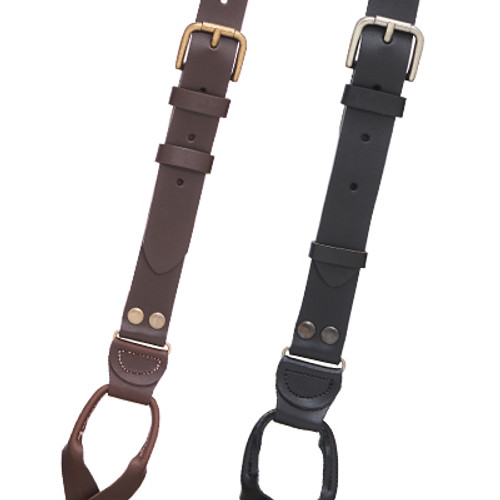 Buckle Strap Suspenders - All Colors