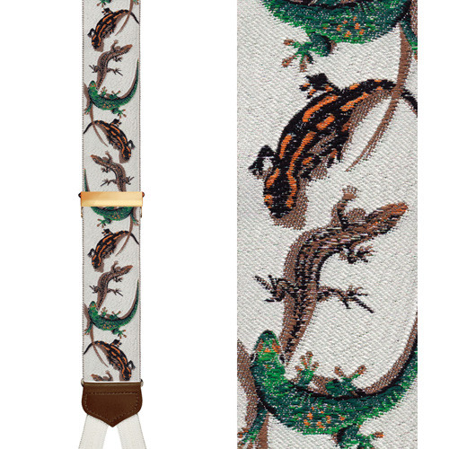 Commander Salamander Limited Edition Braces - Full View