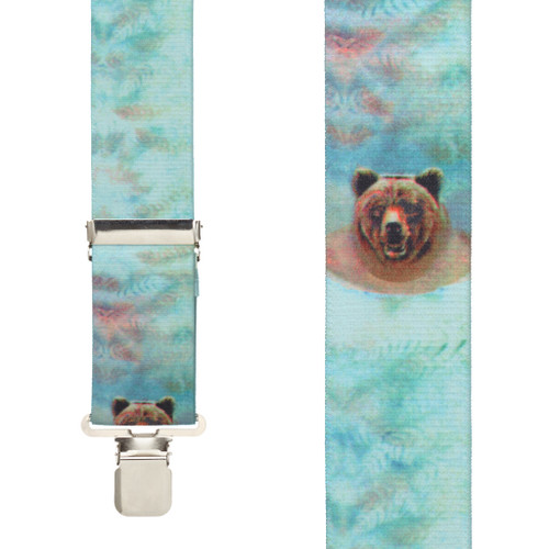 Bear Suspenders - Front View