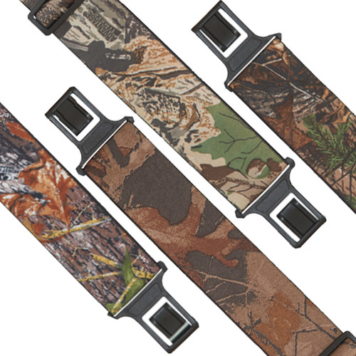 Perry Suspenders - Camouflage All Prints