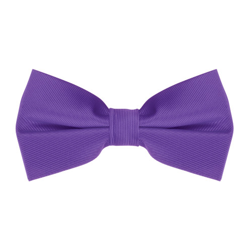 Bow Tie in Purple