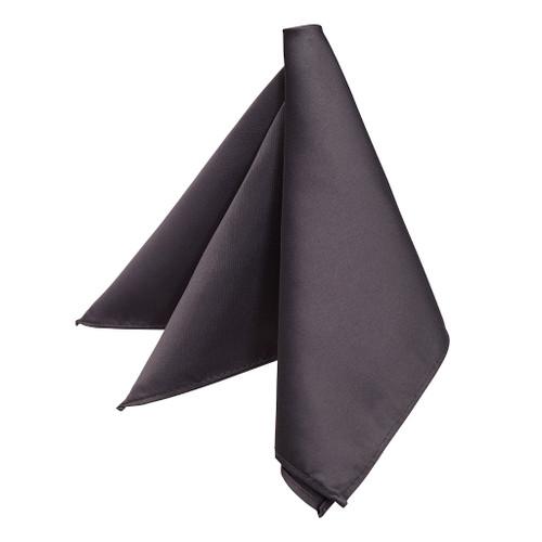 Pocket Square - Dark Grey