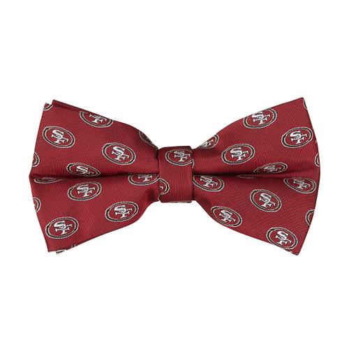 San Francisco 49ers Bow Tie