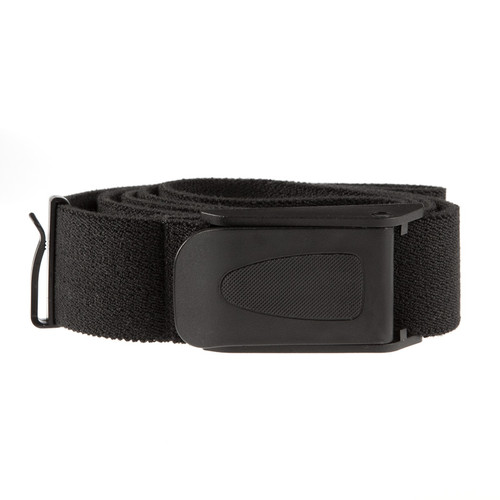 EconoBuzz Travel Belt Black Front View