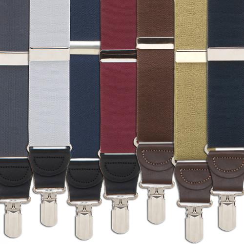 ba8bd23e176 Pin Clip Suspenders - Anti-Slip Suspenders
