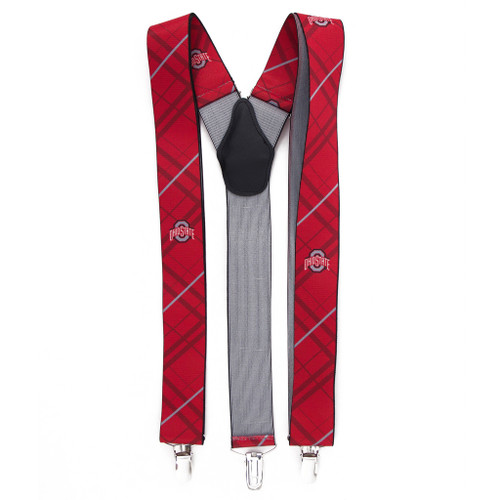 Ohio State Suspenders - Full View