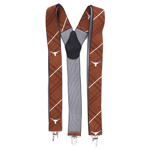University of Texas Suspenders Full View