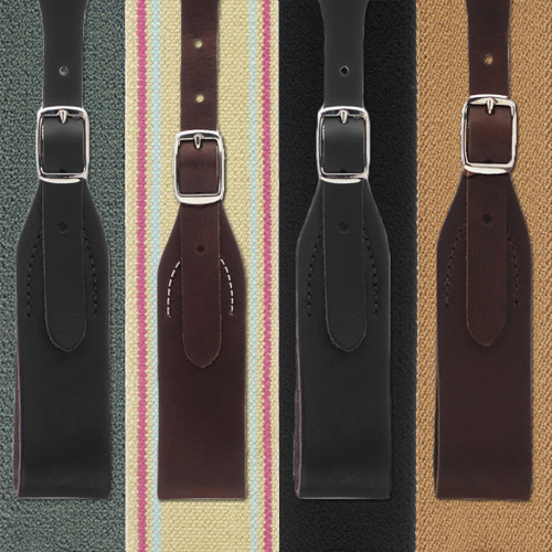 Rugged Comfort Suspenders Belt Loop - All Colors