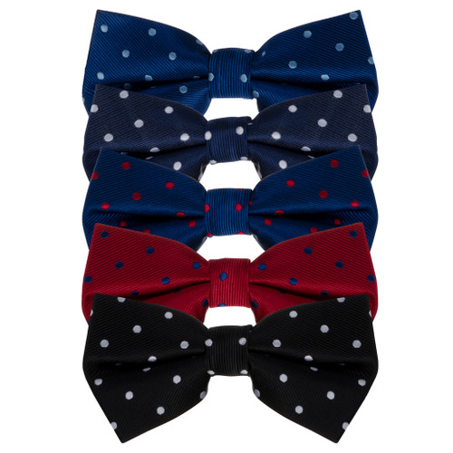Polka Dot Bow Ties by Oxford Kent