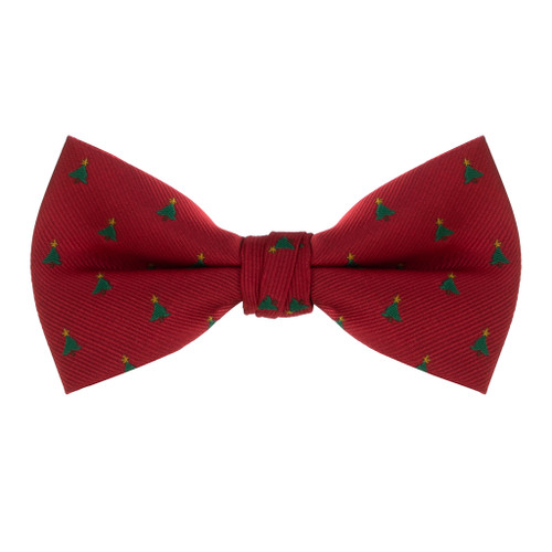 Christmas Tree Bow Tie