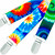 Tie Dye Swirl Suspenders - All Designs
