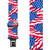 Perry Suspenders - Front View - American Flag