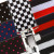 1.5 Inch Wide Clip Suspenders: Stripes, Dots, Checks - All Colors