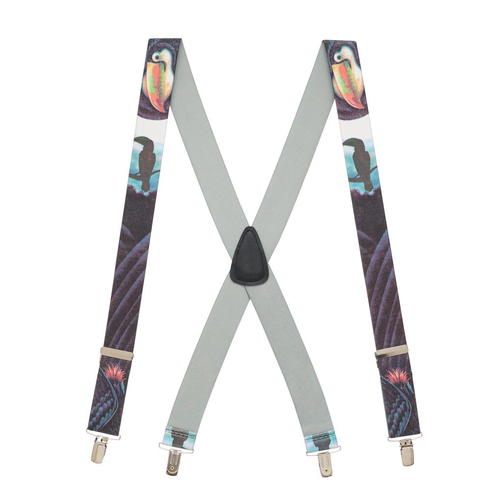 TOUCAN Suspenders