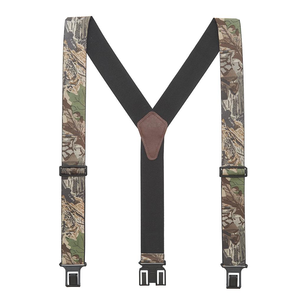 Perry Suspenders - Full View - Advantage Camo