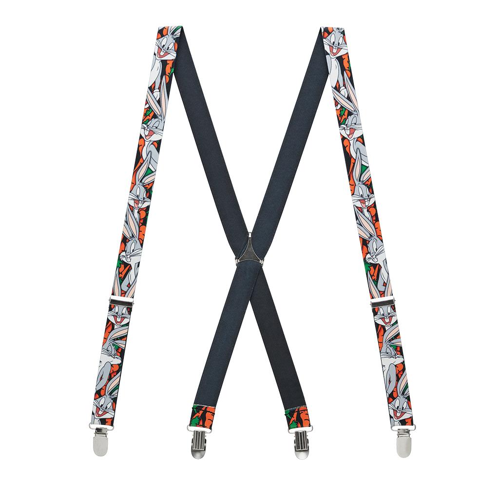 Bugs Bunny Suspenders - Full View
