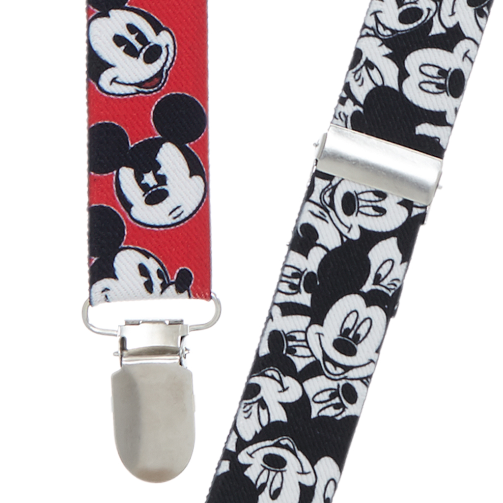 Mickey Mouse Suspenders