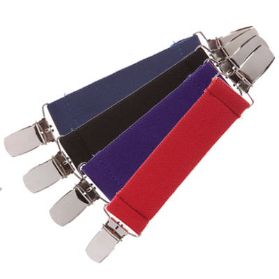 Mitten Clips / pair - Front View - All Colors