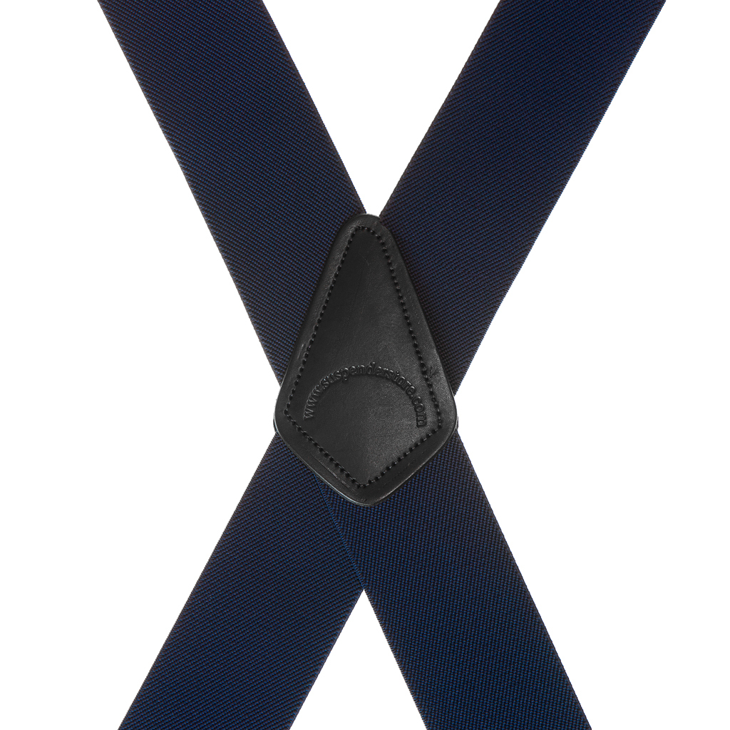 Side Clip Suspenders - Rear View