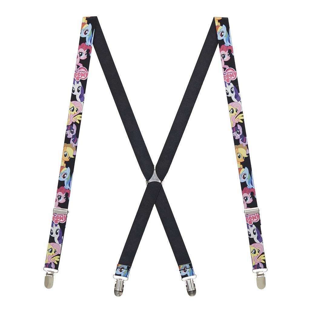 My Little Pony Suspenders - Full View