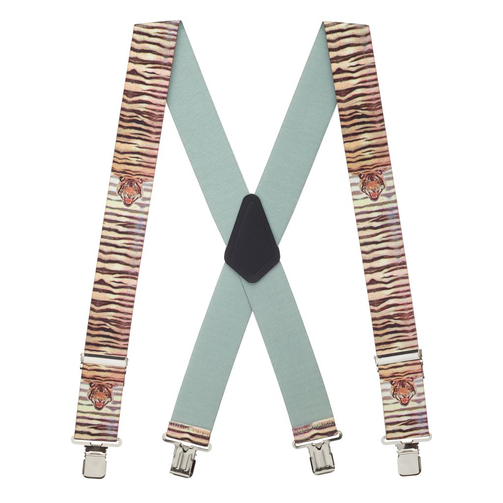 Tiger Suspenders Full View