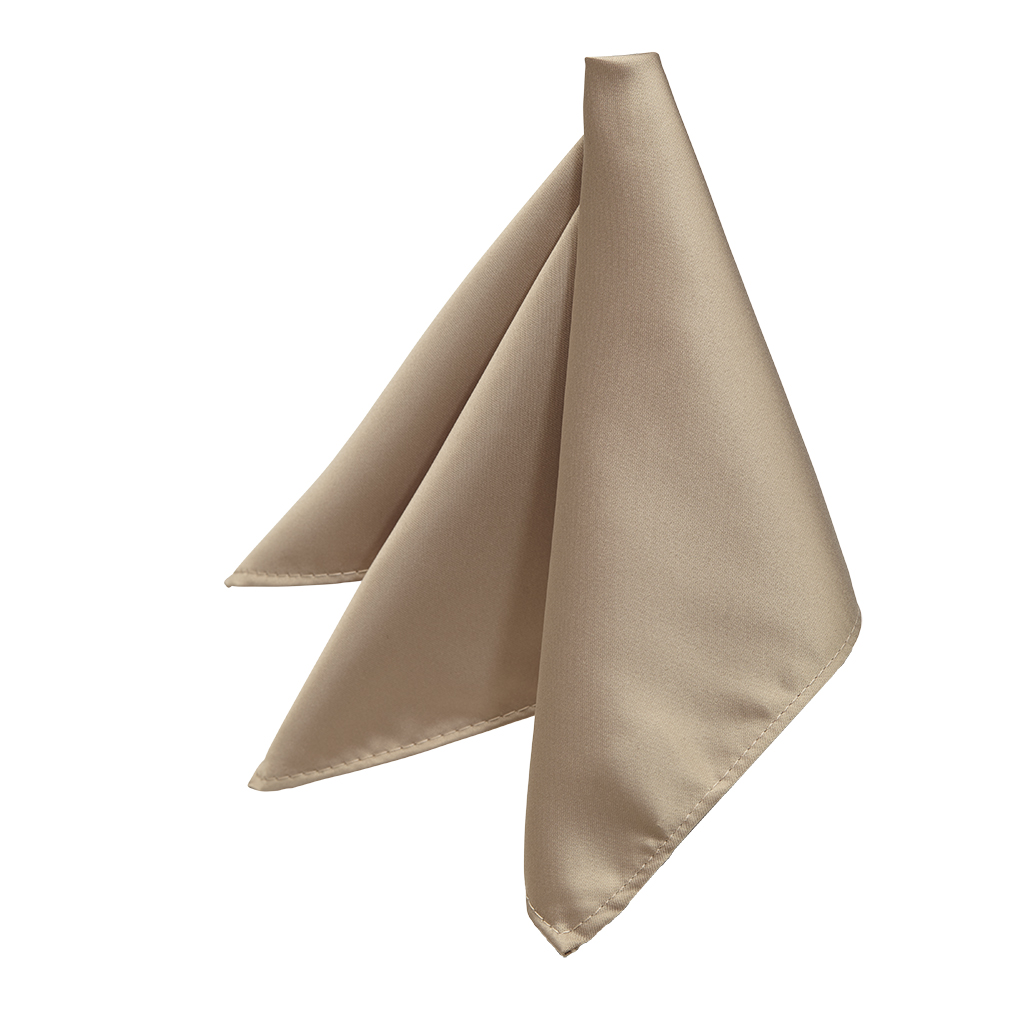 Pocket Square - TAUPE