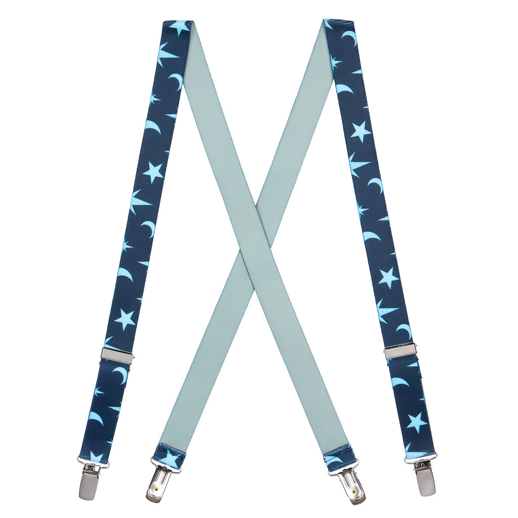 Magic Suspenders for Kids - Full View