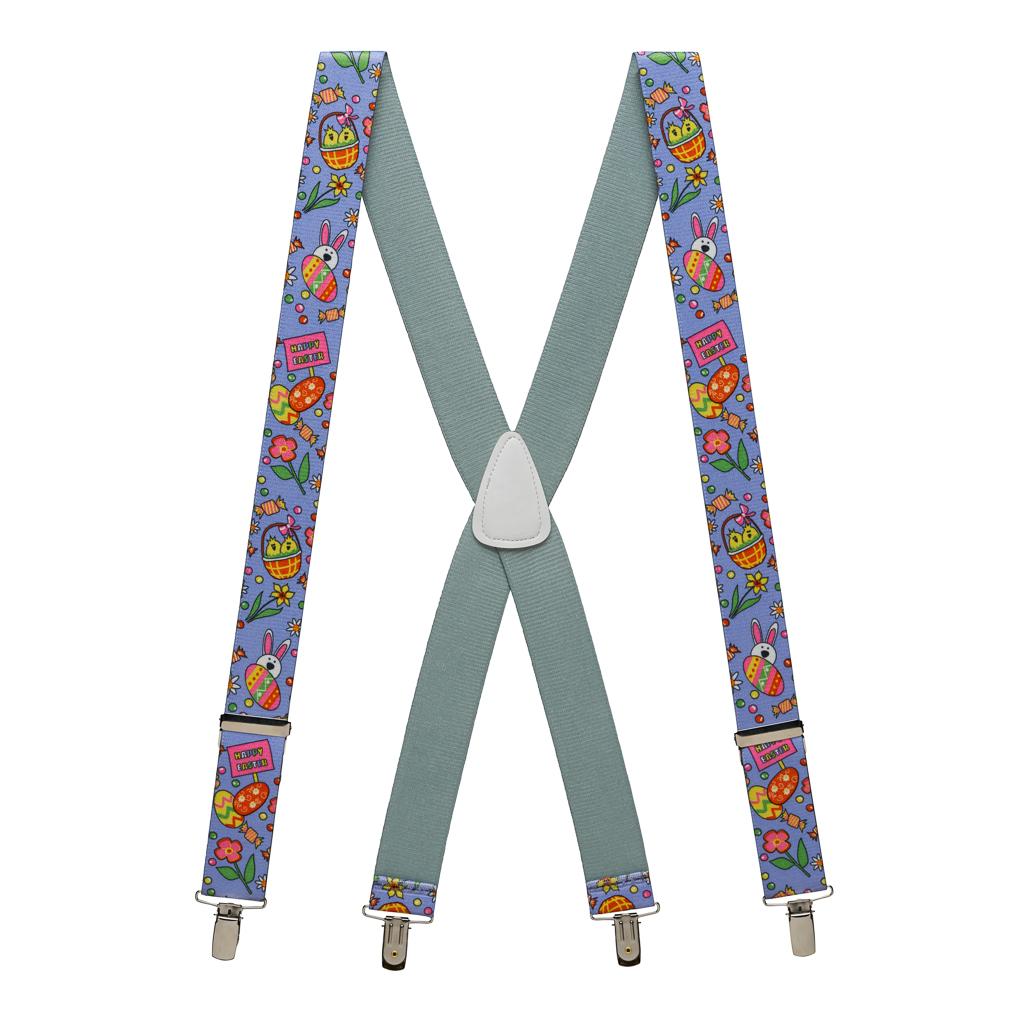 Easter Suspenders - Full View