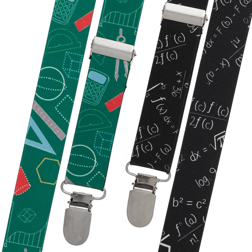 Math Suspenders - All Designs