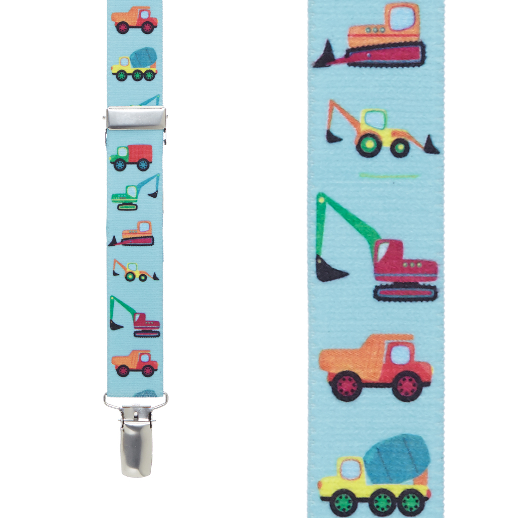 Truck Suspenders - All Colors