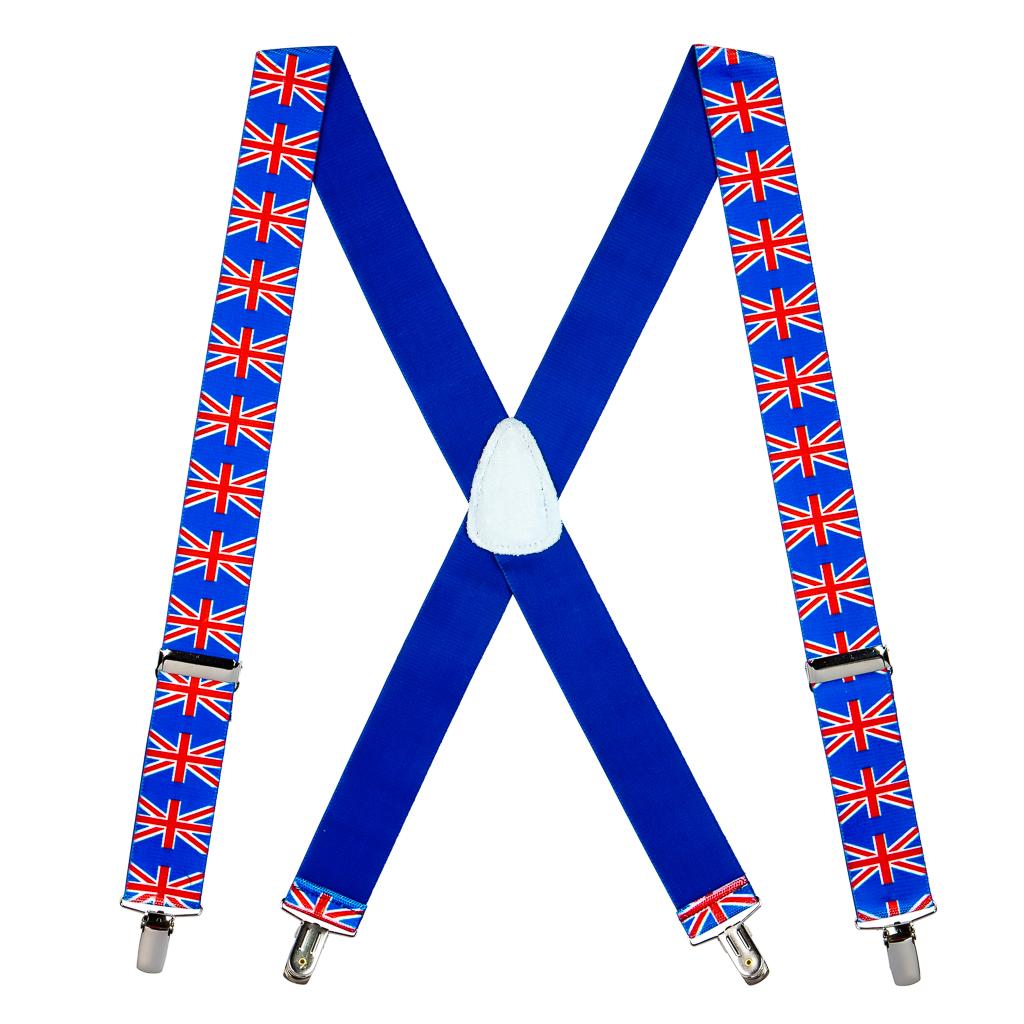 United Kingdom Suspenders - Full View