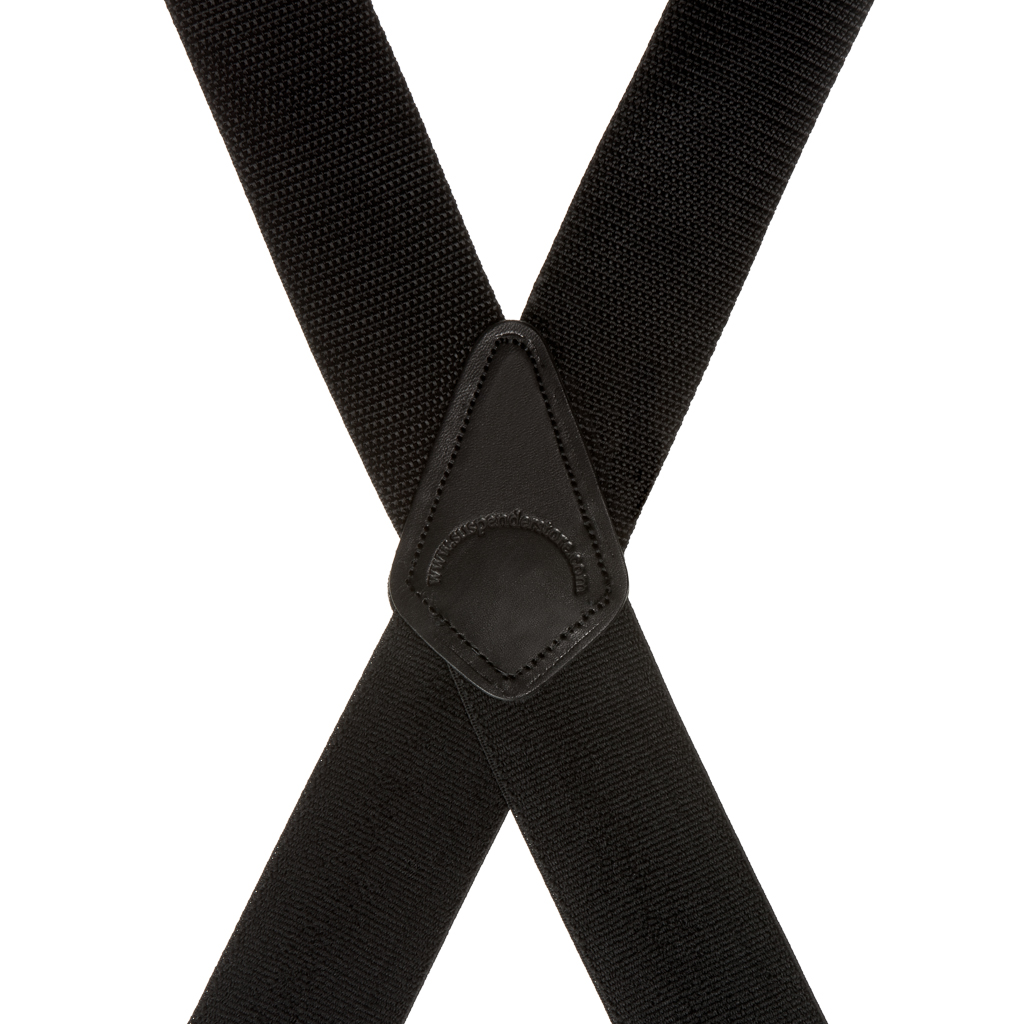 Support Suspenders - Rear View