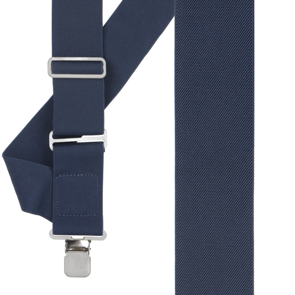 Side Clip Suspenders - Front View