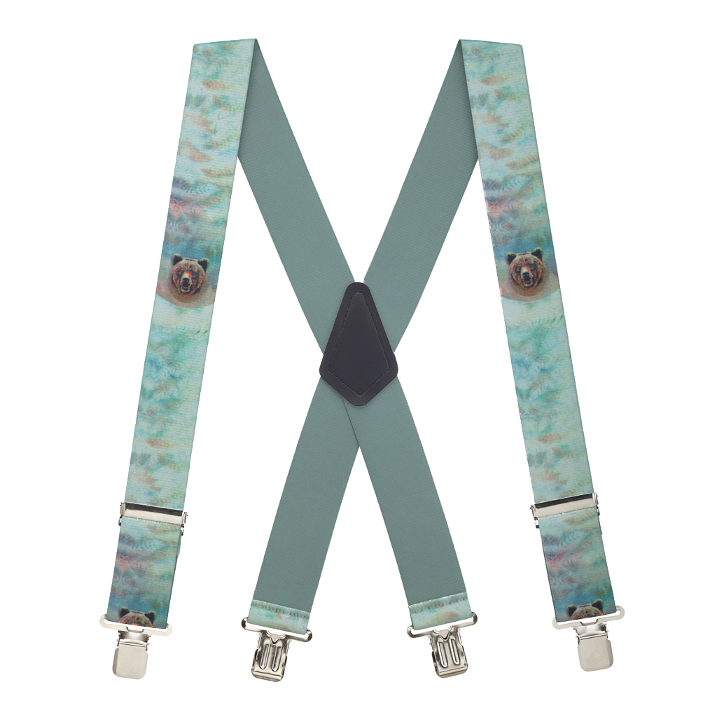 Bear Suspenders