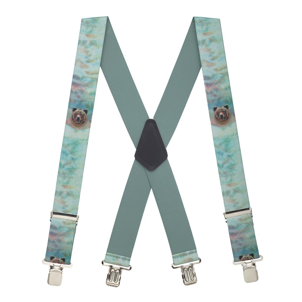 Bear Suspenders - Full View