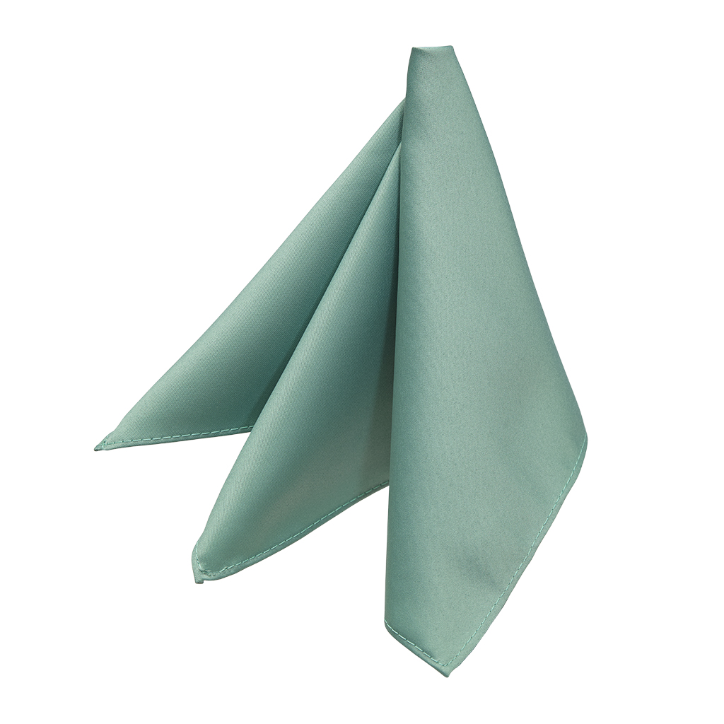 Pocket Square in Seafoam
