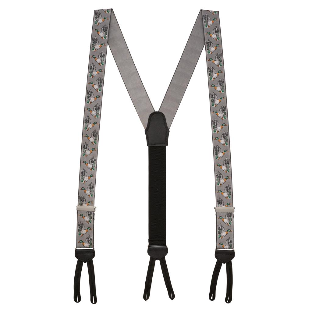 Rising Bills Suspenders - Full View