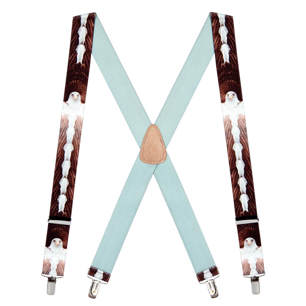 Eagle Suspenders - Full View