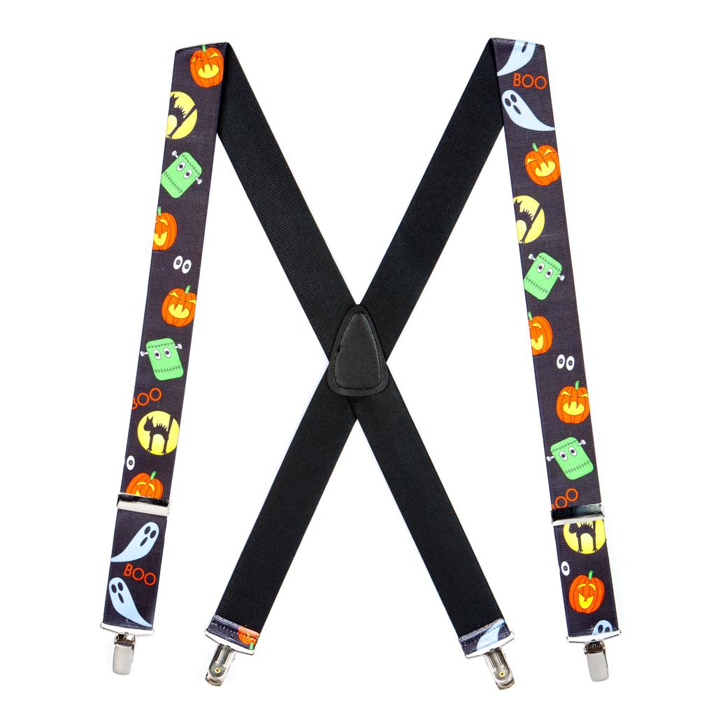 Halloween Suspenders