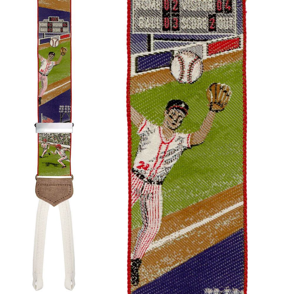 Opening Day Limited Edition Braces