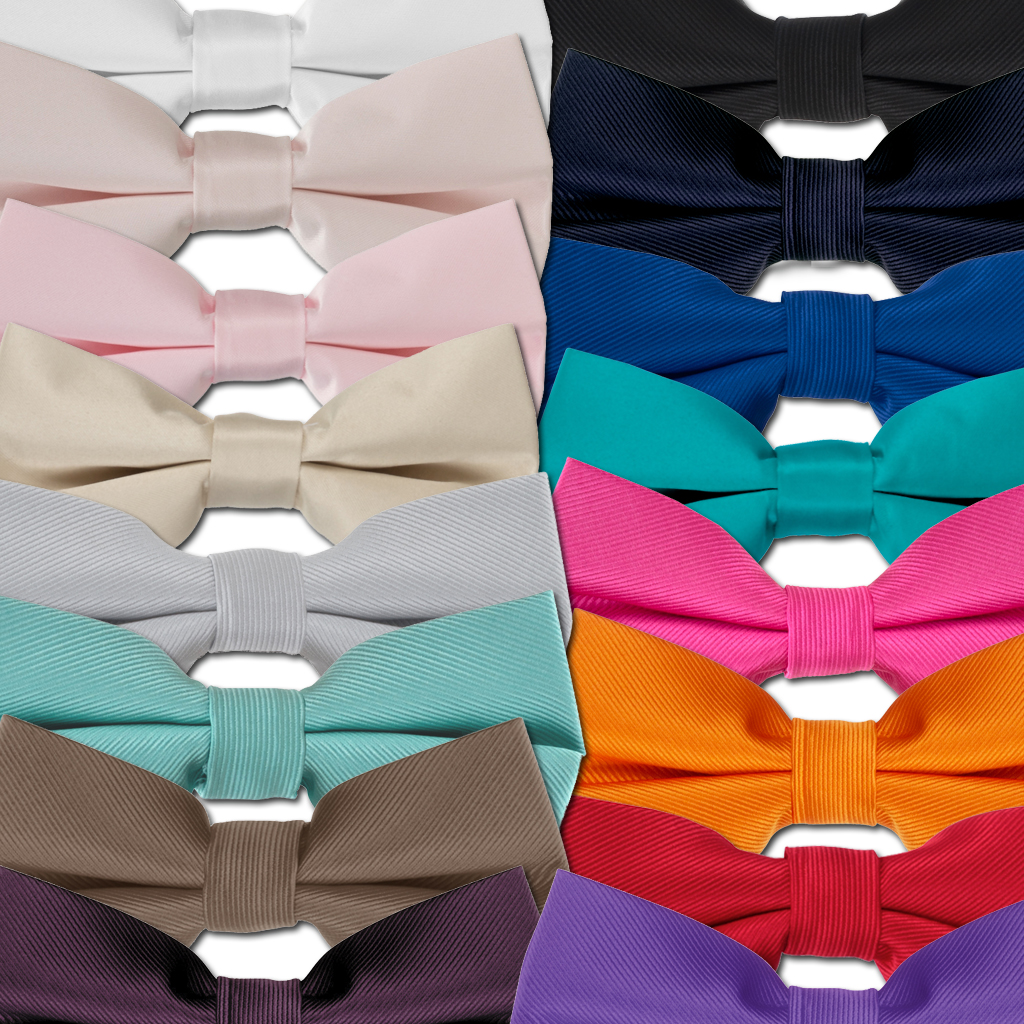Many Colors Available Neon Orange Nice Shades Combo Pack Suspenders /& Bow Ties