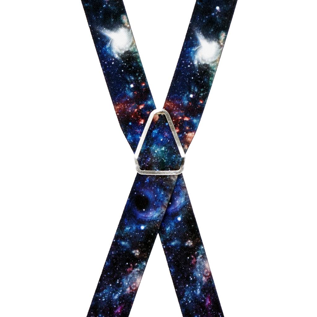 Galaxy Suspenders - Rear View