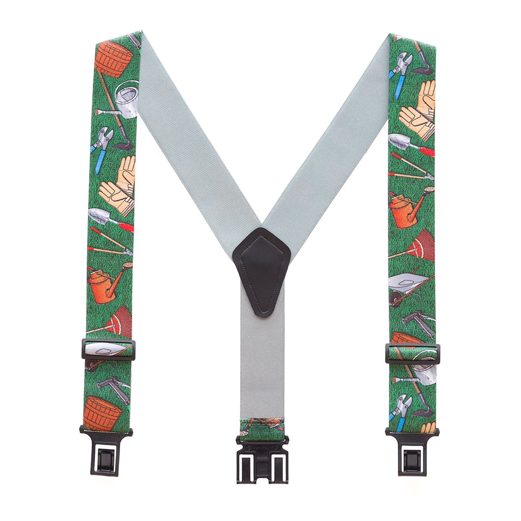 Perry Garden Tools Suspenders - Full View