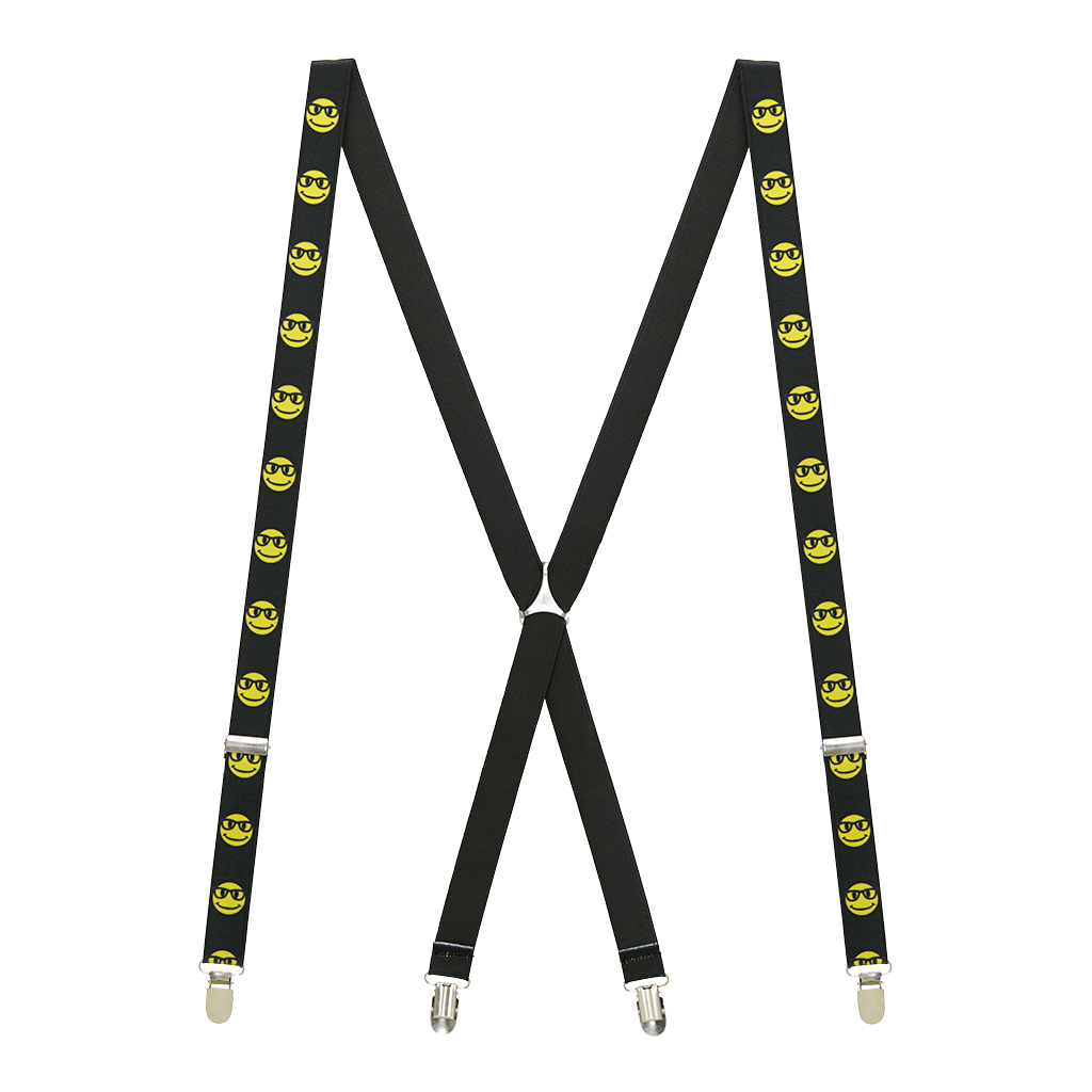 Nerd Suspenders - Front View
