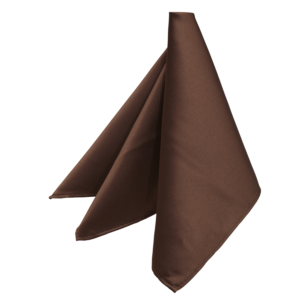 Pocket Square - BROWN