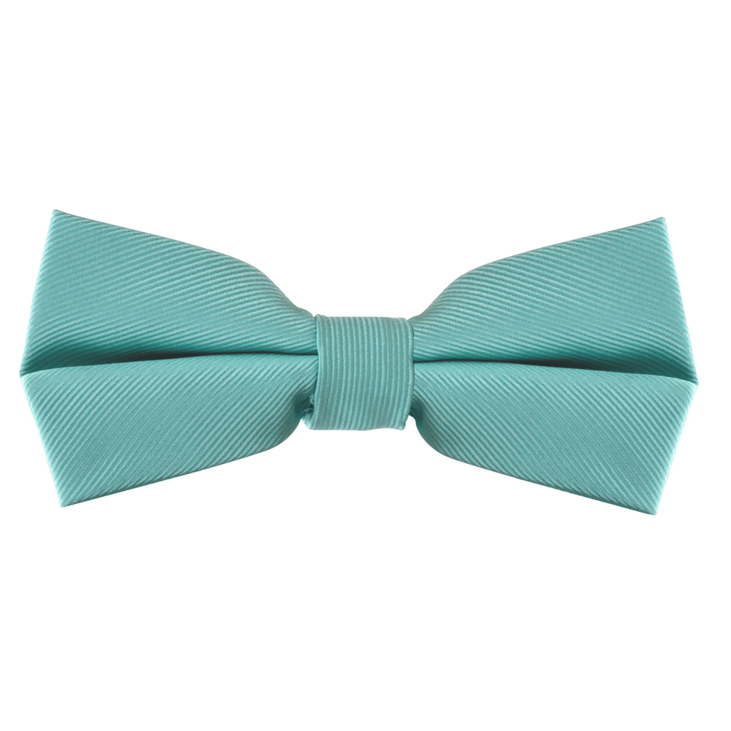Seafoam Bow Tie