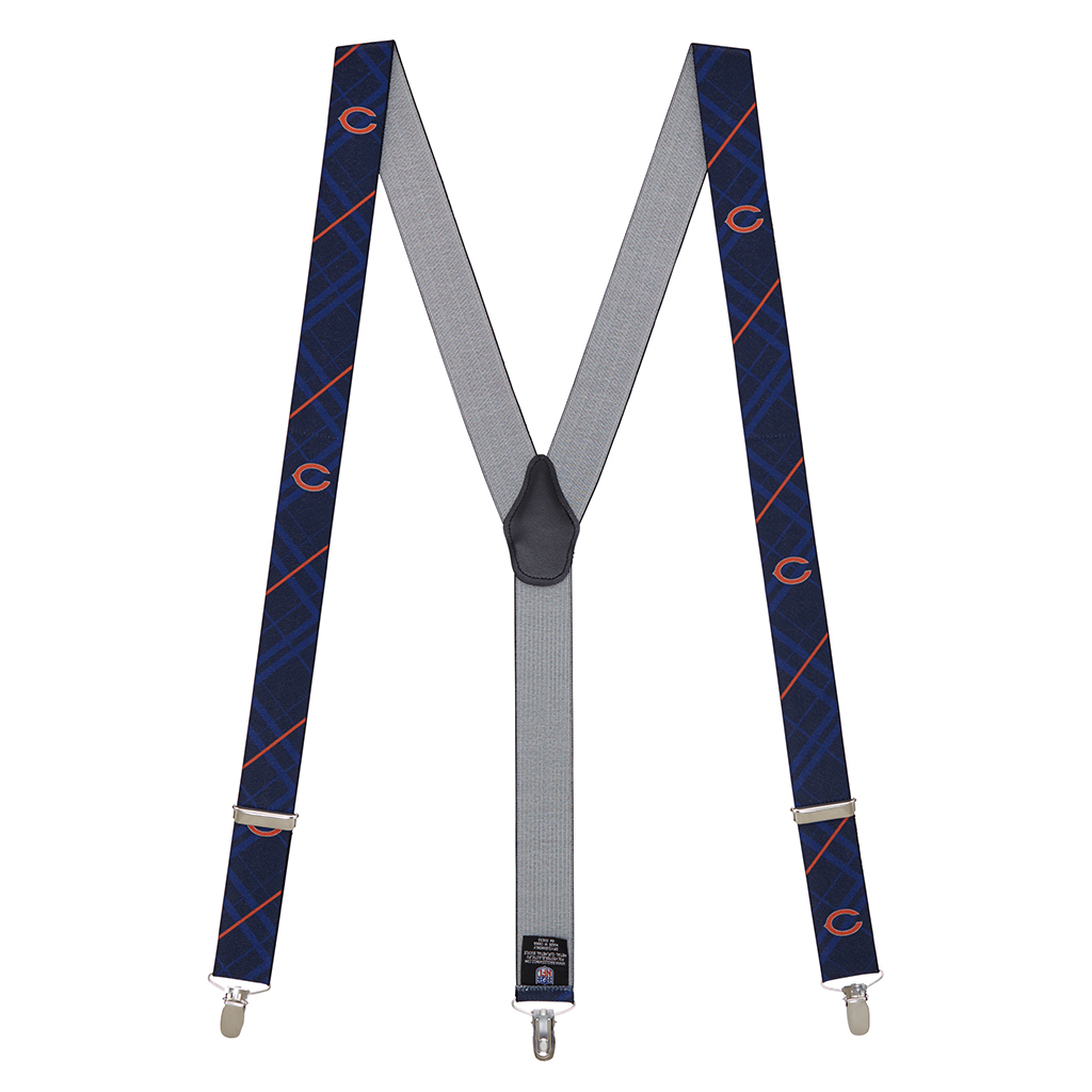 Bears Suspenders - Full View