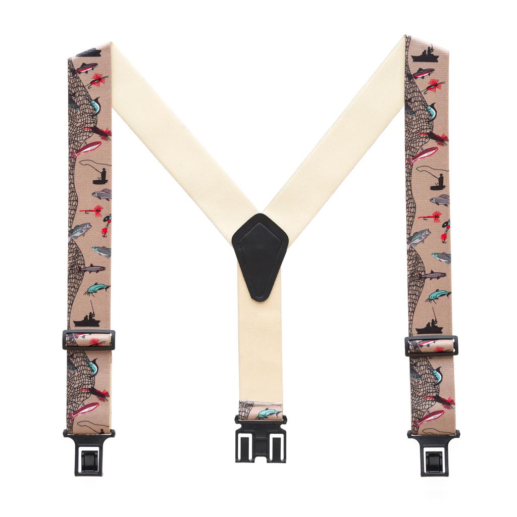 Perry Suspenders - Full View - Fisherman