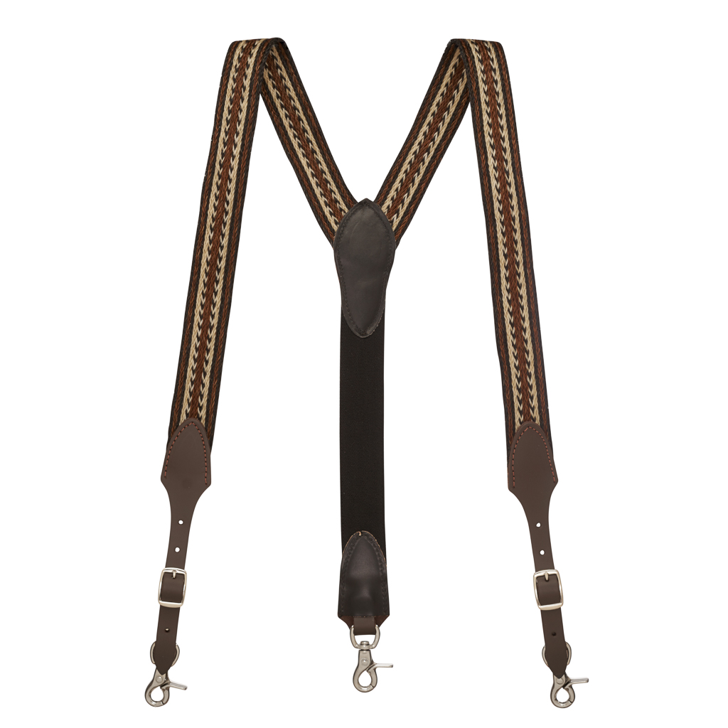Horsehair Suspenders