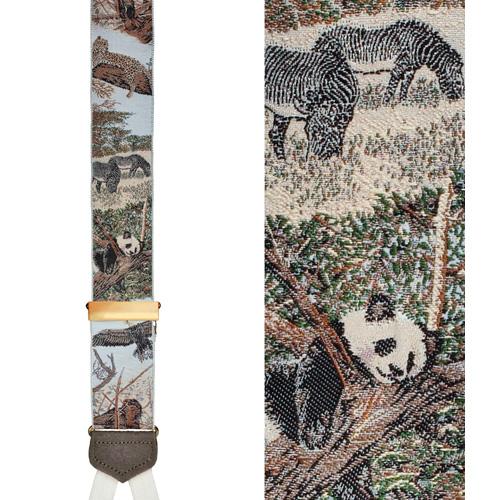 Endangered Species Limited Edition Braces
